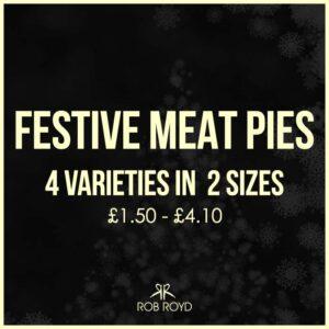Festive Meat Pies