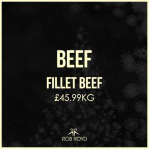 Fillet Beef