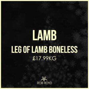 Leg of Lamb Boneless