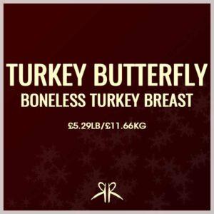 Turkey Butterfly