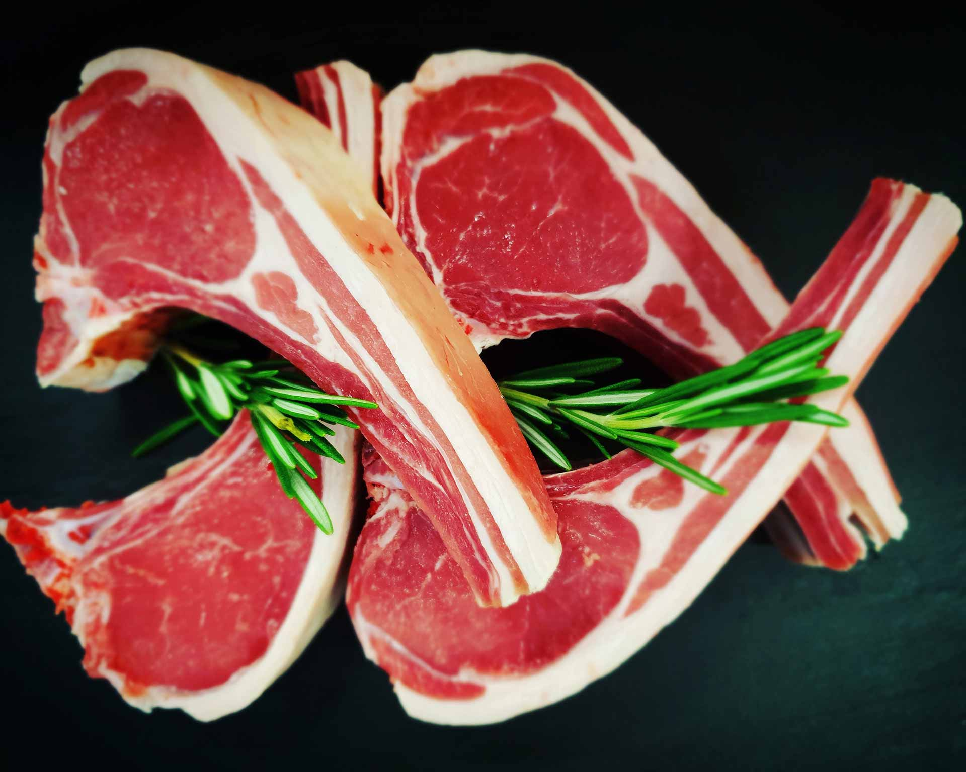 Rob Royd Farm Shop Lamb Chops